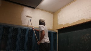 South High painting