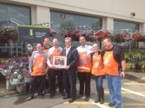 Commerce-Foley -- Home Depot