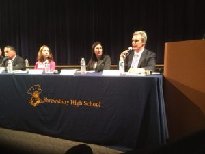 Shrewsbury opioid forum