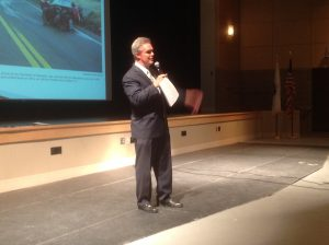 Wachusett distracted driving presentation